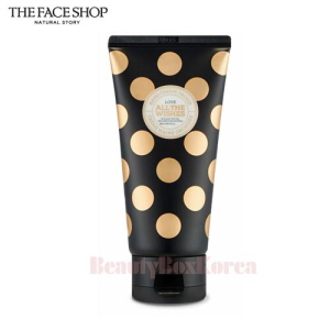 THE FACE SHOP Daily Perfume Hand Cream Orchid 120ml [All The Wishes Edition]